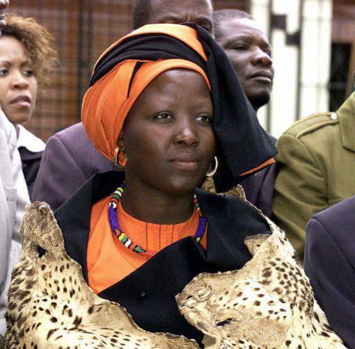 Makobo modjadji VI, la reine de la pluie