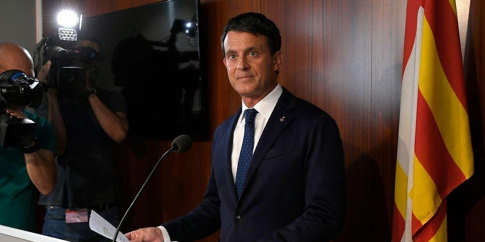 Manuel valls conseiller municipal