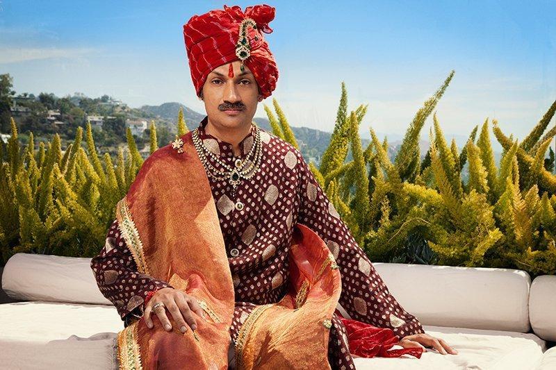 Manvendra singh gohil 1