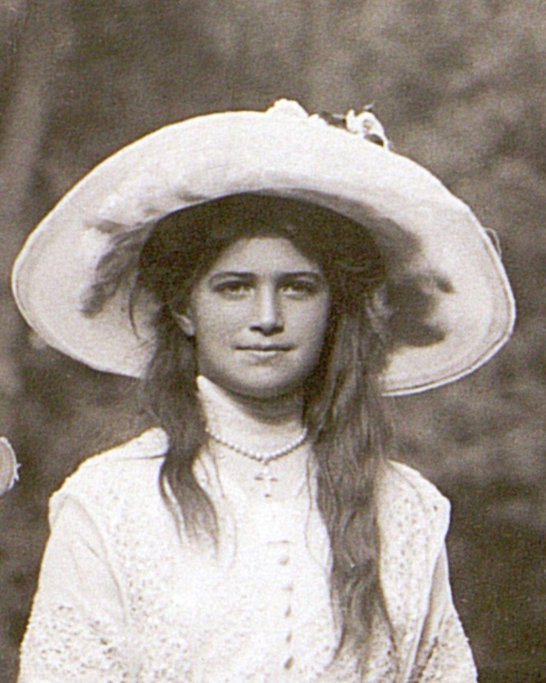 Maria romanov 1