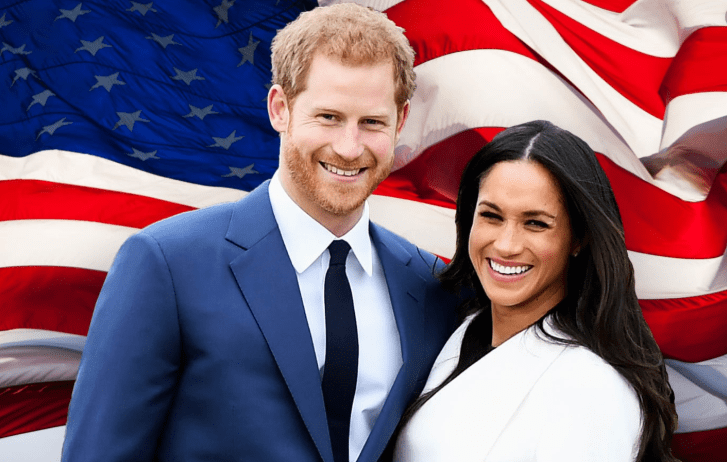 Meghan markle le prince Harry
