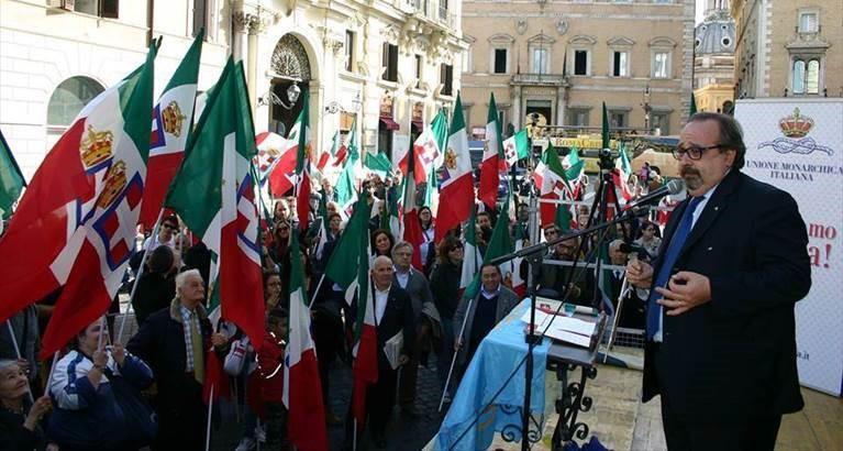 Membres de l umi manifestant a rome