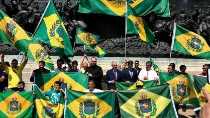 Monarchistes bresiliens