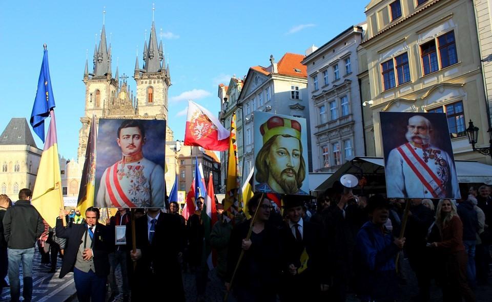 Monarchistes tcheques 1