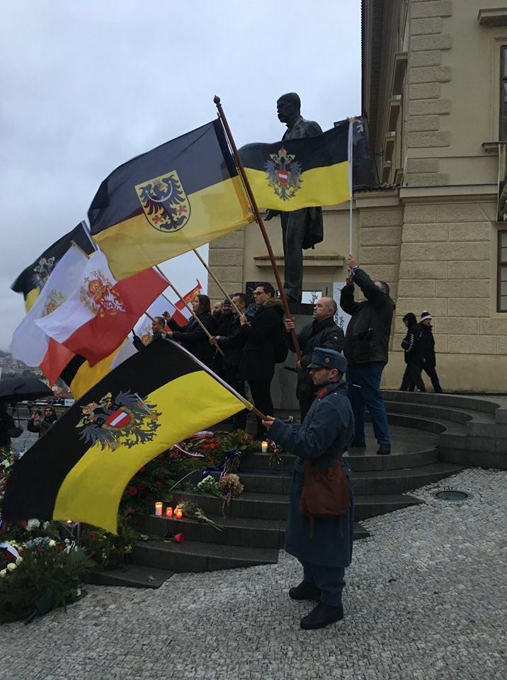 Monarchistes tcheques