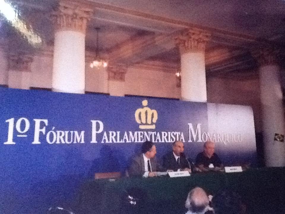 Mouvement monarchiste bresilien en 1993