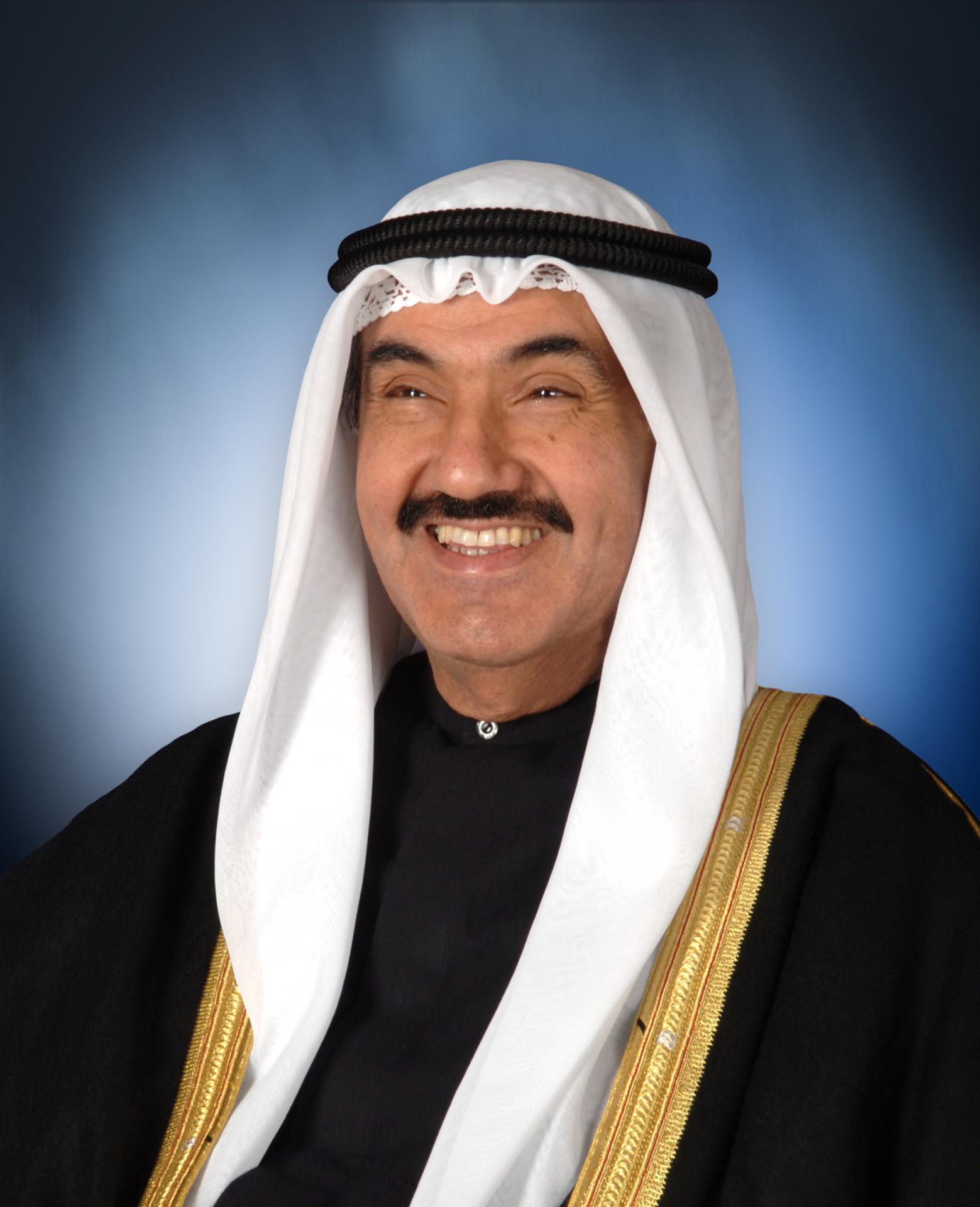 Nasser bin sabah al ahmad al sabah