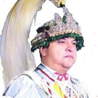 Le roi Gyanendra Shah