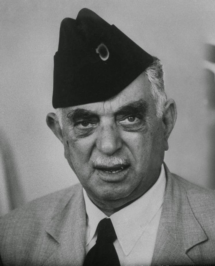 Nouri al saeed 1950s