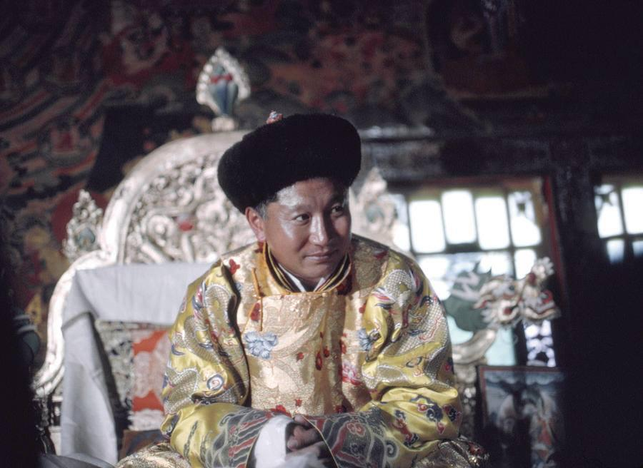 Palden thondup namgyal