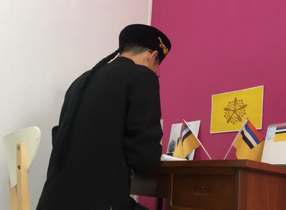 Partisan du mandchoukouo