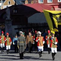 Partisans de la monarchie autrichienne