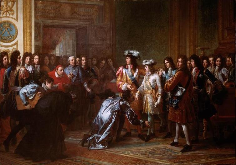Philippe de france proclame roi d espagne