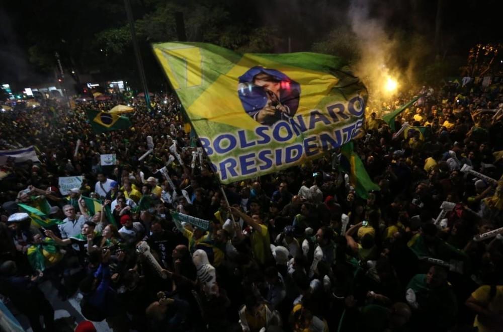 Photo fabio tito g1 fete de la victoire avenida paulista sao paulo