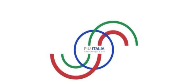 Piu italia Logo