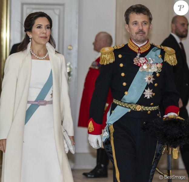 Prince frederick et mary du danemark