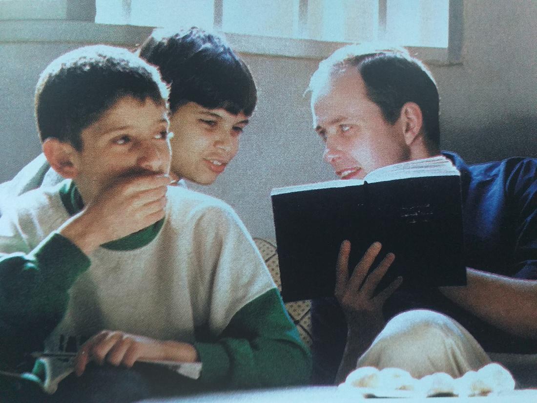 Prince jean au liban 2001