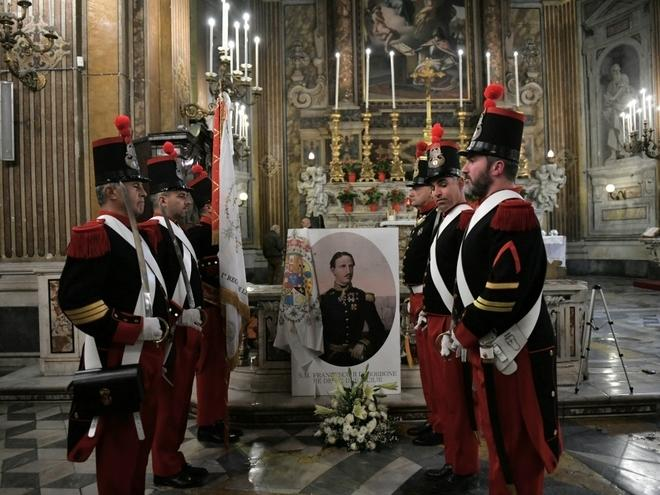 Hommage au roi François II