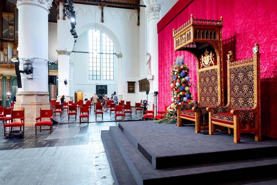 Salle du trone