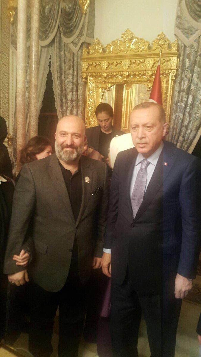 Sehzade ohran osmano lu et le president erdogan