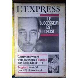 Titre de l express