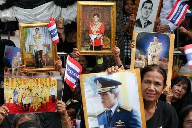 Ultra royalistes thailandais
