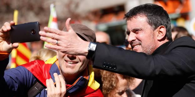 Valls candidat a barcelone