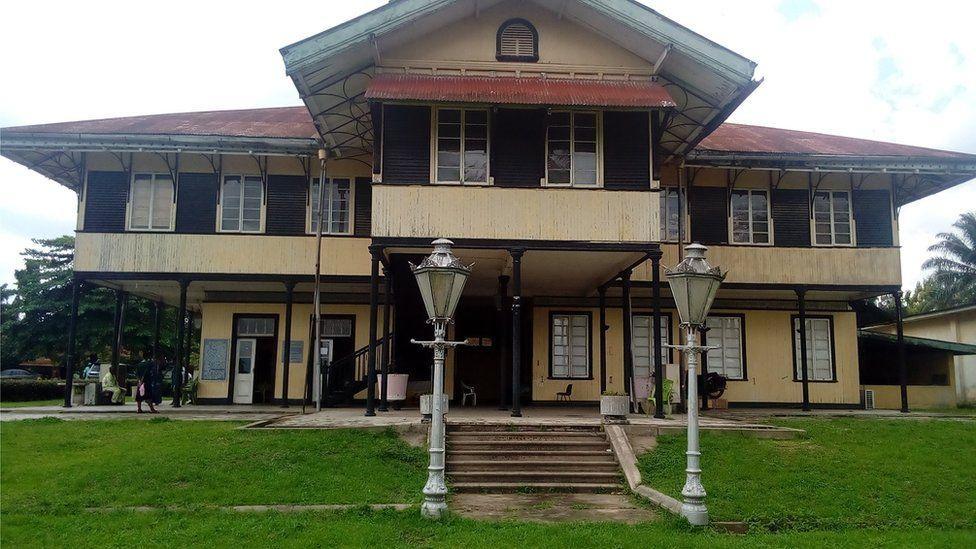 Musée national de Calabar