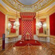Salle du trône de Pologne