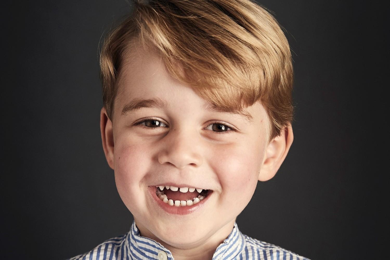 Prince Georges de Cambridge