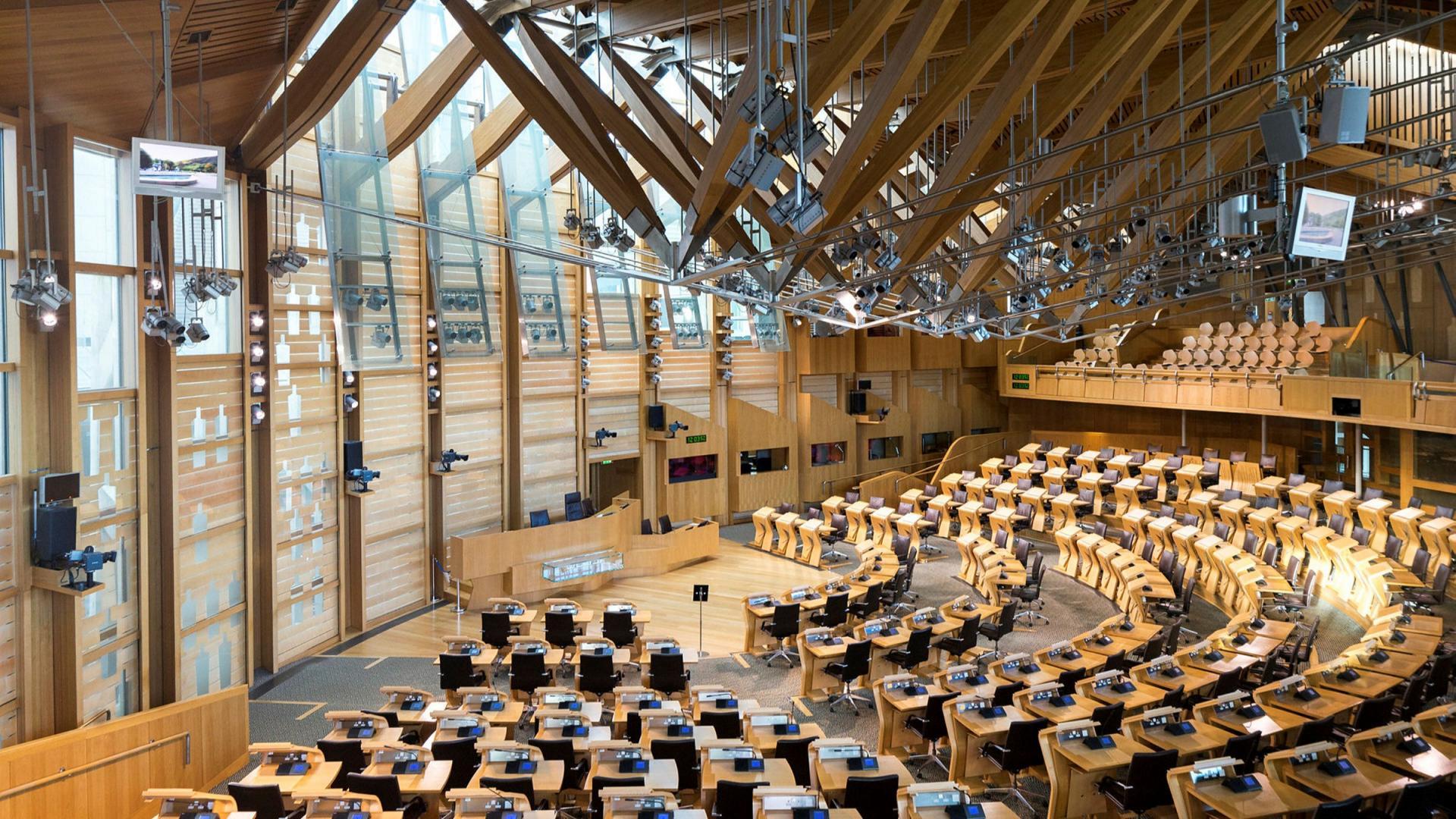Parlement écossais
