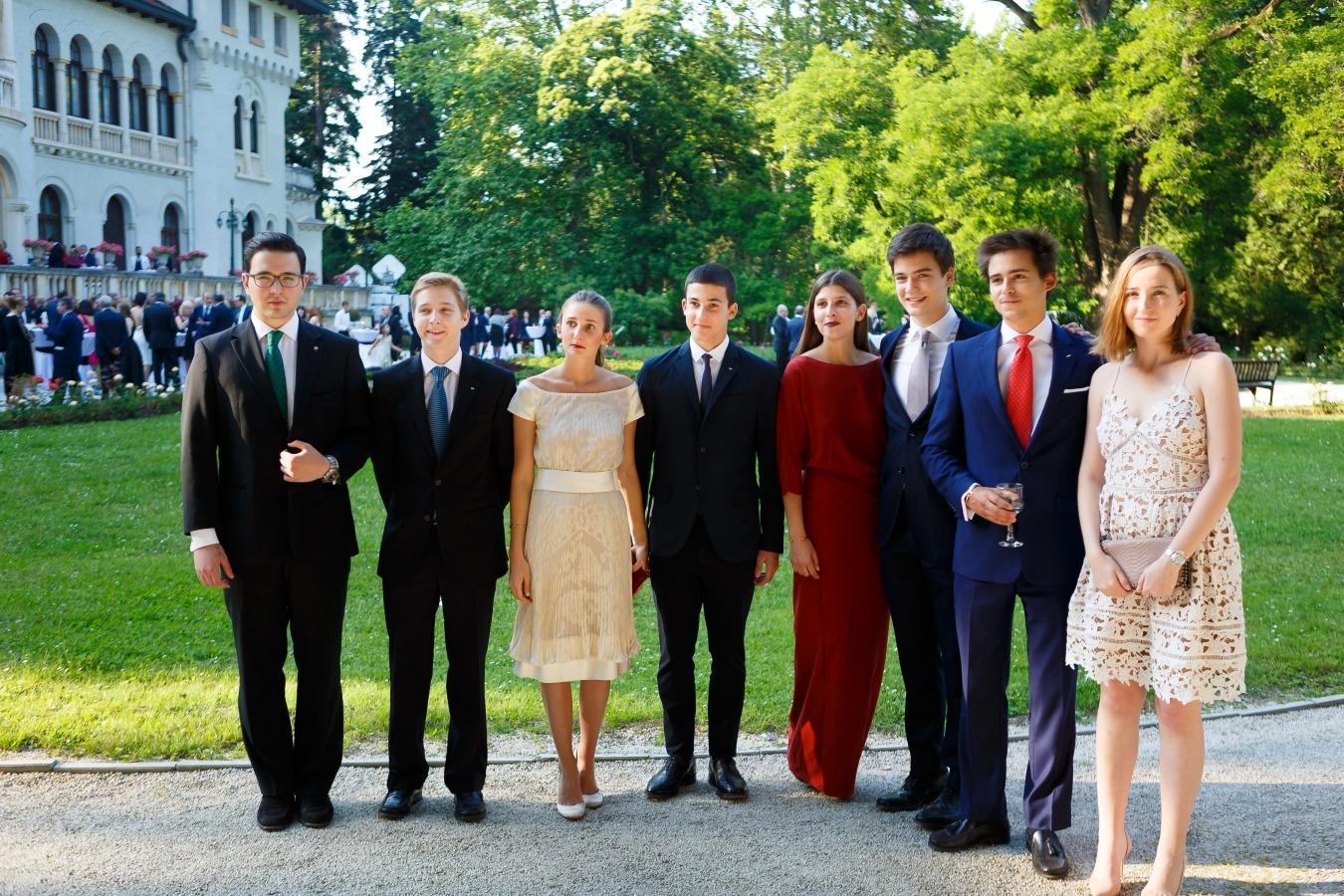 La nouvelle génération de princes bulgares