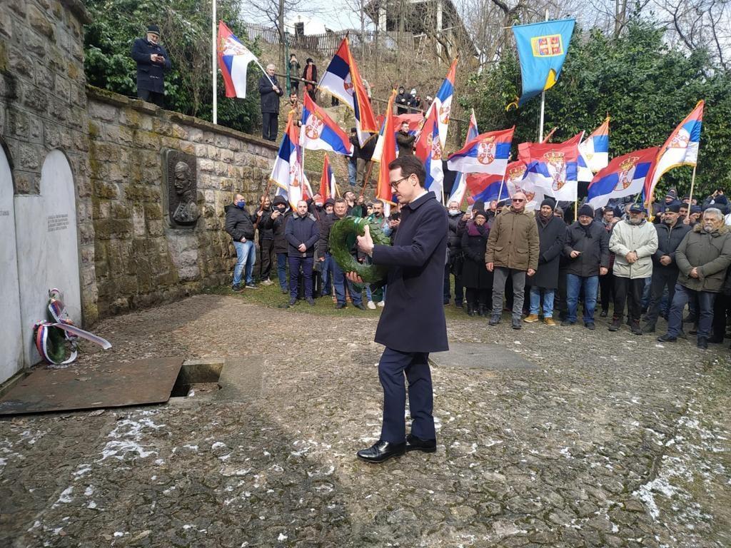 Filip Karadjordjeviç  prend la défense des serbes