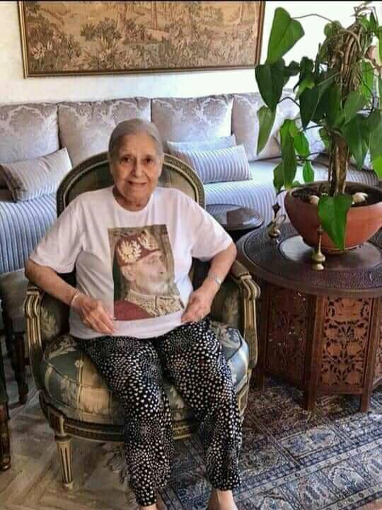 Taj El Molk Lilia Hussein