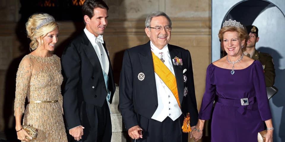 Famille royale de Grèce