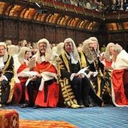 La chambre des Lords