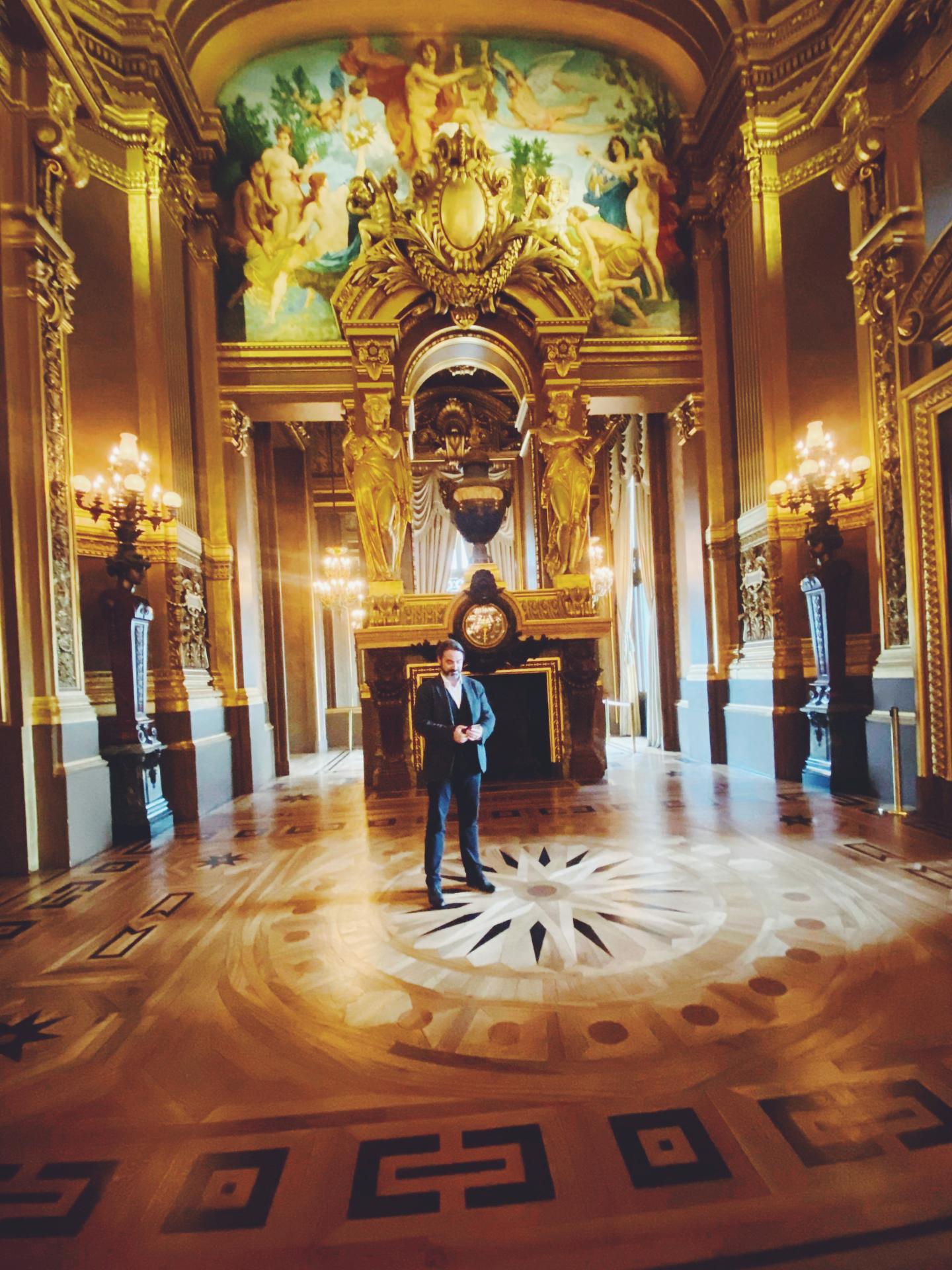 Joachim Murat à l'Opéra Garnier Photo@FredericdeNatal