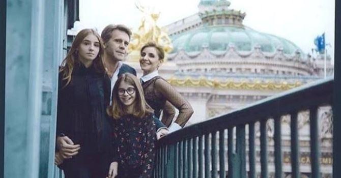 Emmanuel-Philibert de Savoie et sa famille