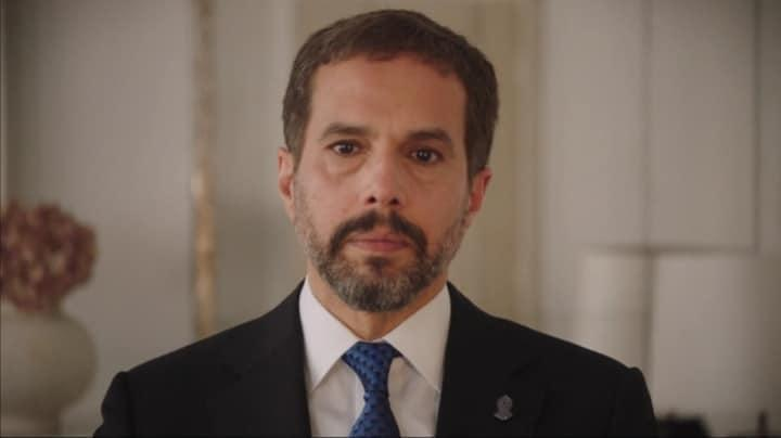 Prince Mohammed El Senoussis