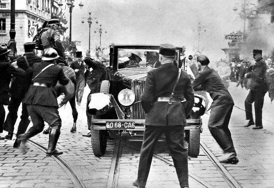 Assassinat du roi Alexandre Ier à Marseille