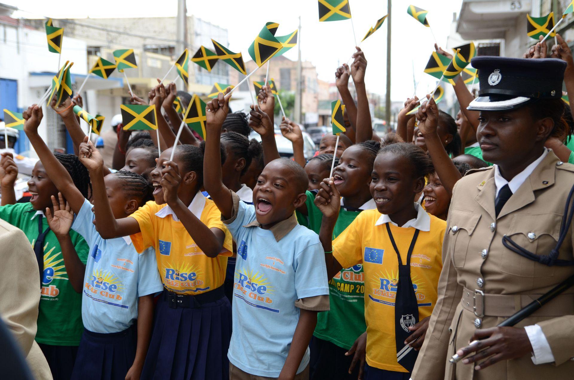 La Jamaïque entre république et monarchie