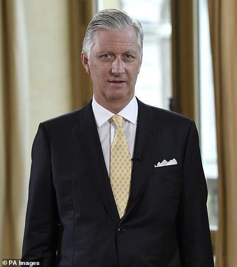 Philippe , roi des Belges