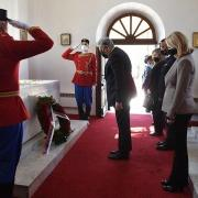 Hommage du gouvernement au roi Nicolas Petrović-Njegoš