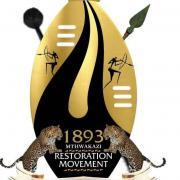 Logo du mouvement monarchiste Ndébélé
