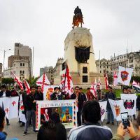 Monarchistes péruviens