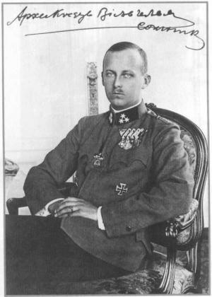 L'archiduc Guillaume de Habsbourg-Lorraine, protégé des nazis