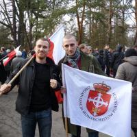 Les monarchistes polonais