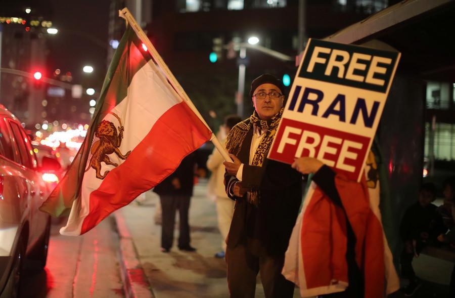 Monarchiste iranien