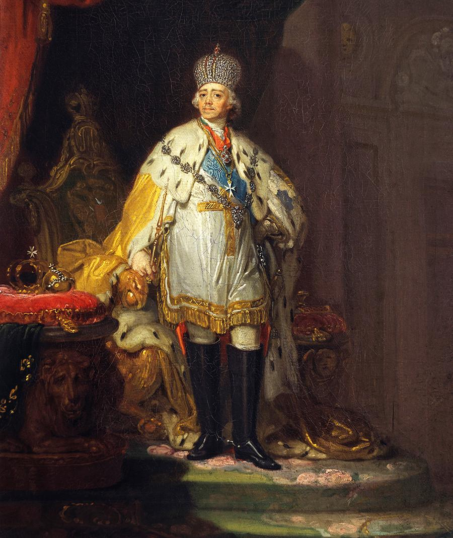 Tsar Paul Ier