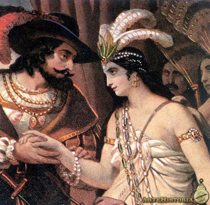 Doña Leonor Cortés Moctezuma
